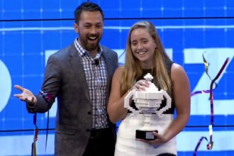 google award to girl for finding easiest way to detect ebola virus