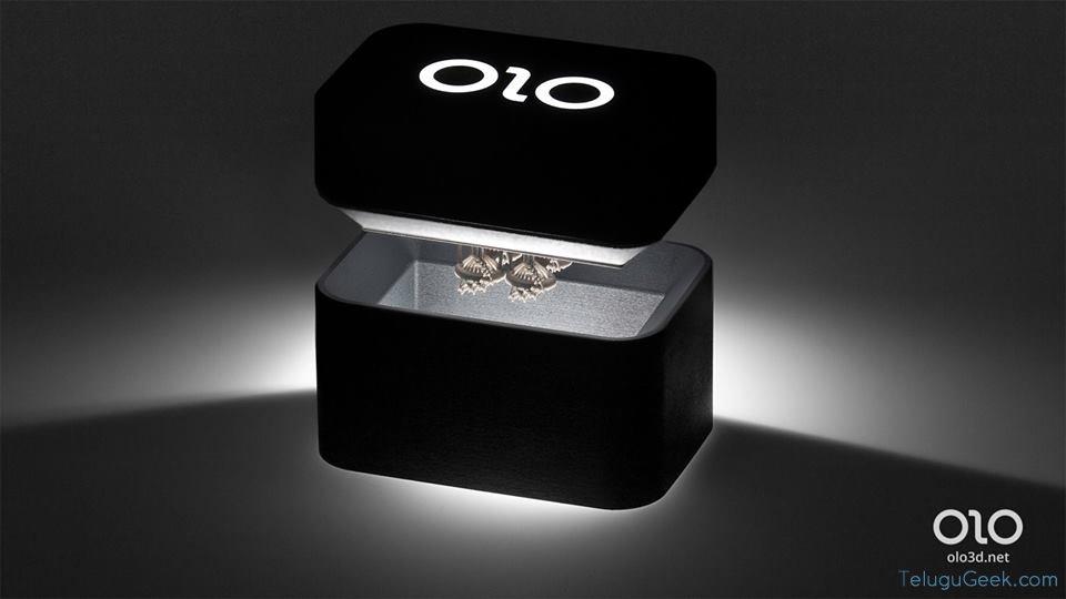Olo: ప్రపంచపు మొట్ట మొదటి స్మార్ట్ ఫోన్ 3D ప్రింటర్