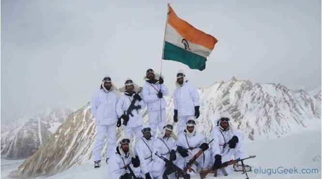 ISRO వారి Silica aerogel: Siachen సైనికులకు రక్షణ కవచం