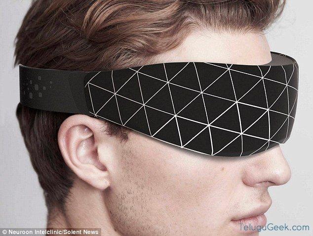 NeuroON: Jet lag ను దూరం చేసే ఐ మాస్క్