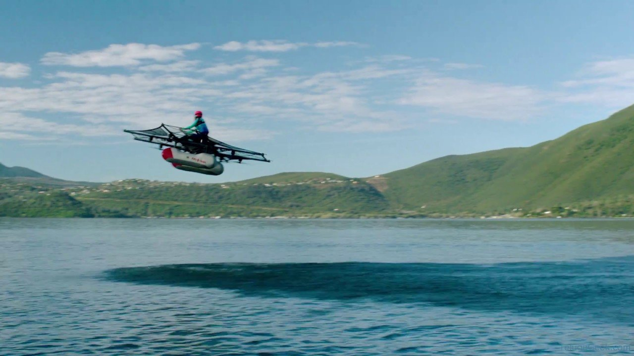 Kitty Hawk Flyer: ఎగిరే కారులో షికారుకెళ్దామా