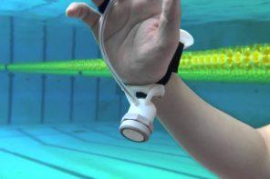 Iruka Tact: సముద్రపు నీటిని స్కాన్ చేసే గ్లోవ్