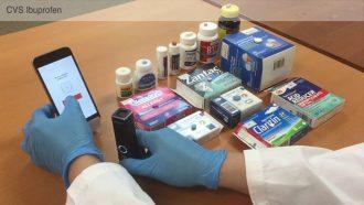 LinkSquare testing medicines