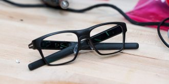 Vaunt Intel smart glasses