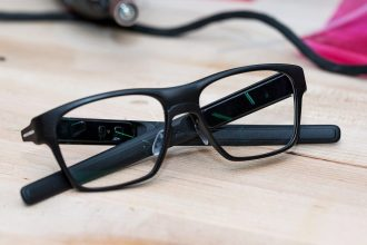 Vaunt Intel smart glasses