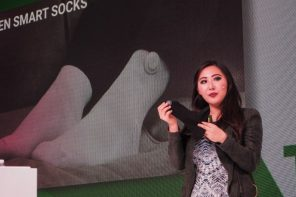 Siren smart socks