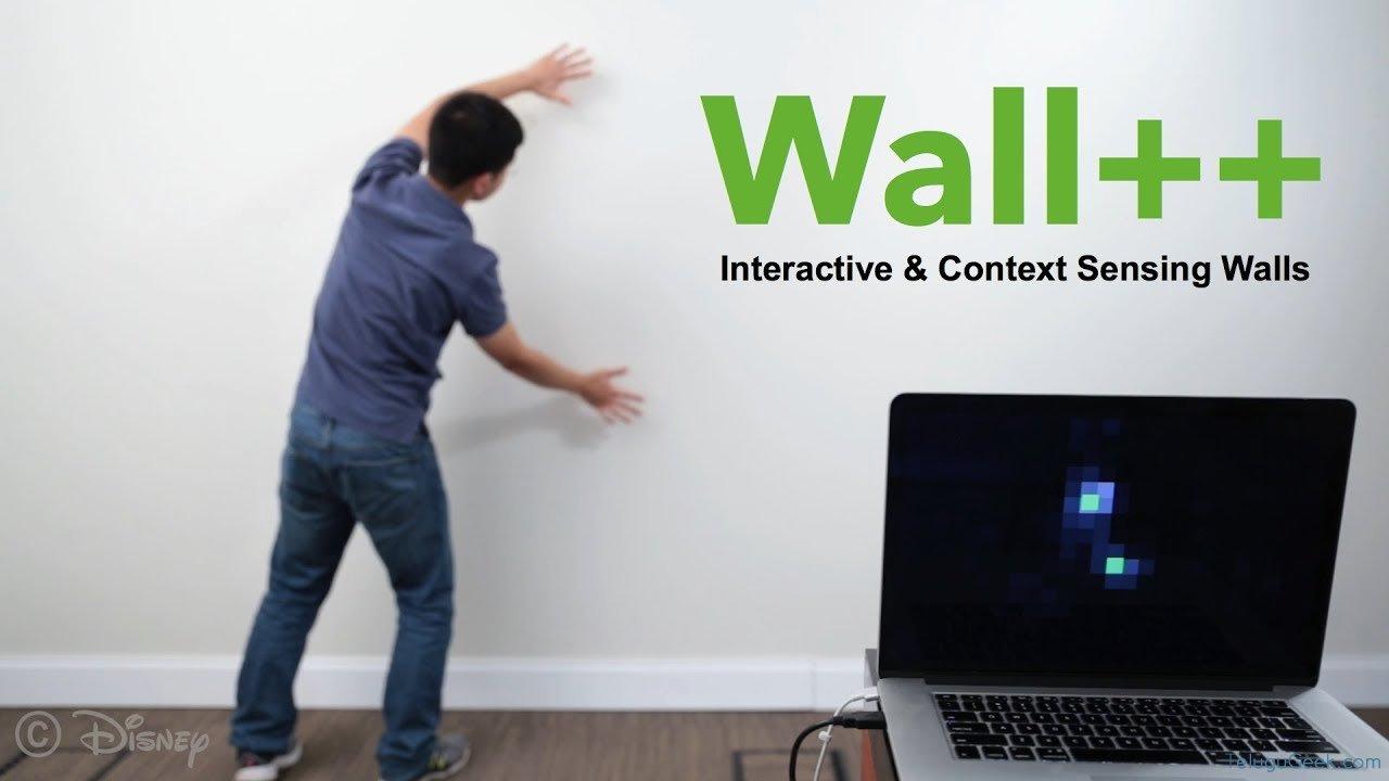 Wall++: 'స్మార్ట్' గోడలు ఎలా ఉంటాయంటే