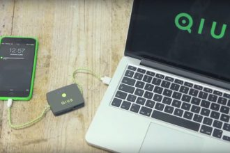 QIUB smart power bank