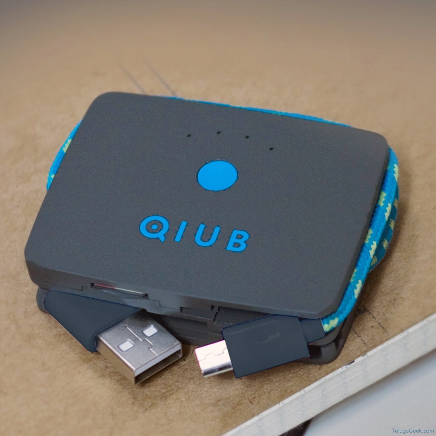 QUIB smart power bank