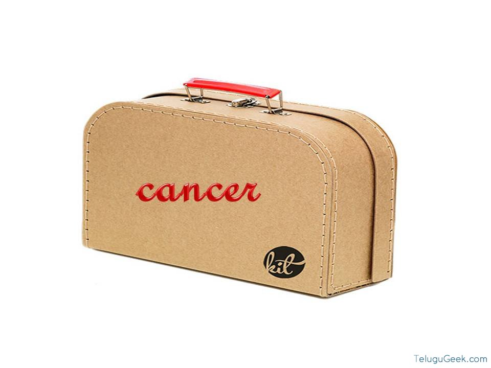 lab-in-a-briefcase: ఈ కిట్ తో కాన్సర్ ను కేవలం కొద్ది నిముషాల్లోనే గుర్తించవచ్చు