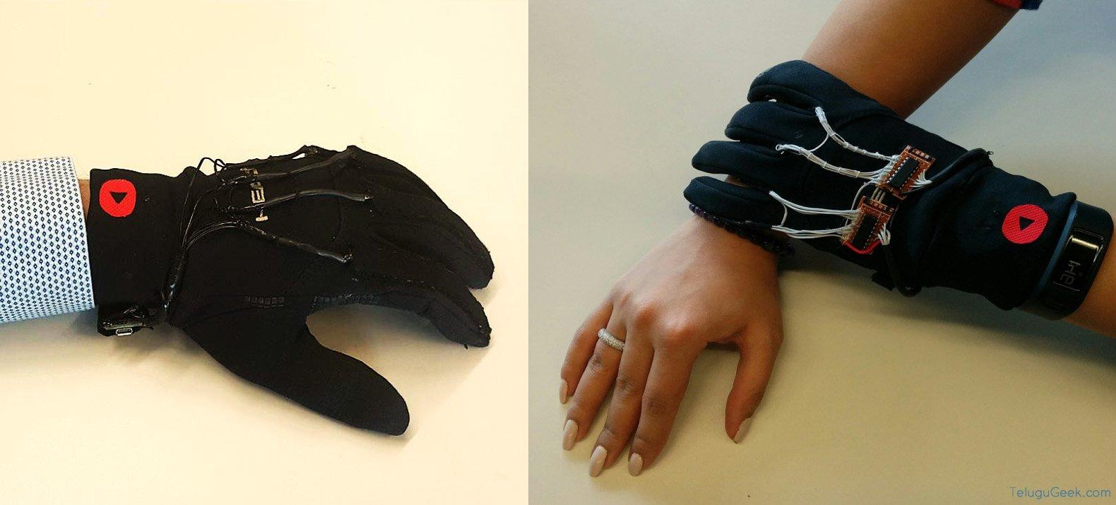 Flex-n-Feel: ప్రియమైన వారి ఆత్మీయ స్పర్శను అందించే గ్లోవ్స్